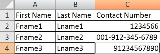 Excel to VCF VBA - VCard Generator - Excel to vCard Converter