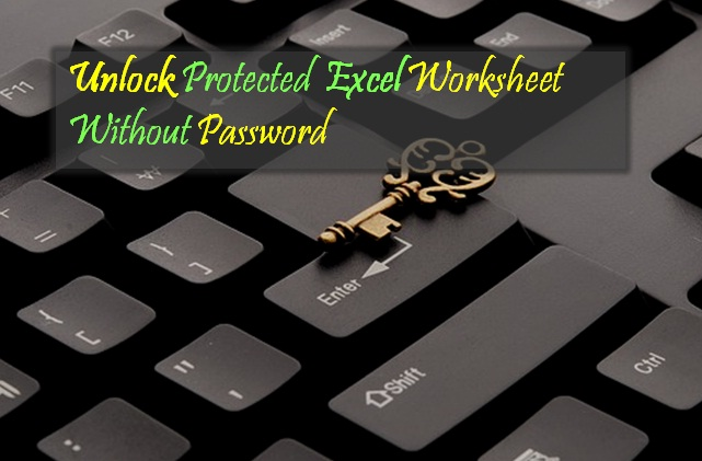 Unlock protected excel sheet remove password to unprotect ibookread Download