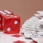 Poker Gamble Random Numbers Generate