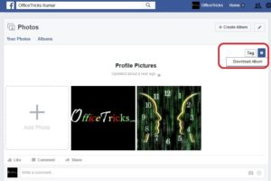 Download Facebook Album Save All Photos Computer
